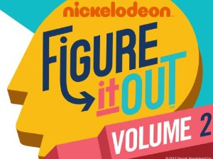 Figure It Out: Season 2
